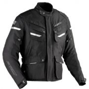 Ixon Nebraska HP textile jacket Black